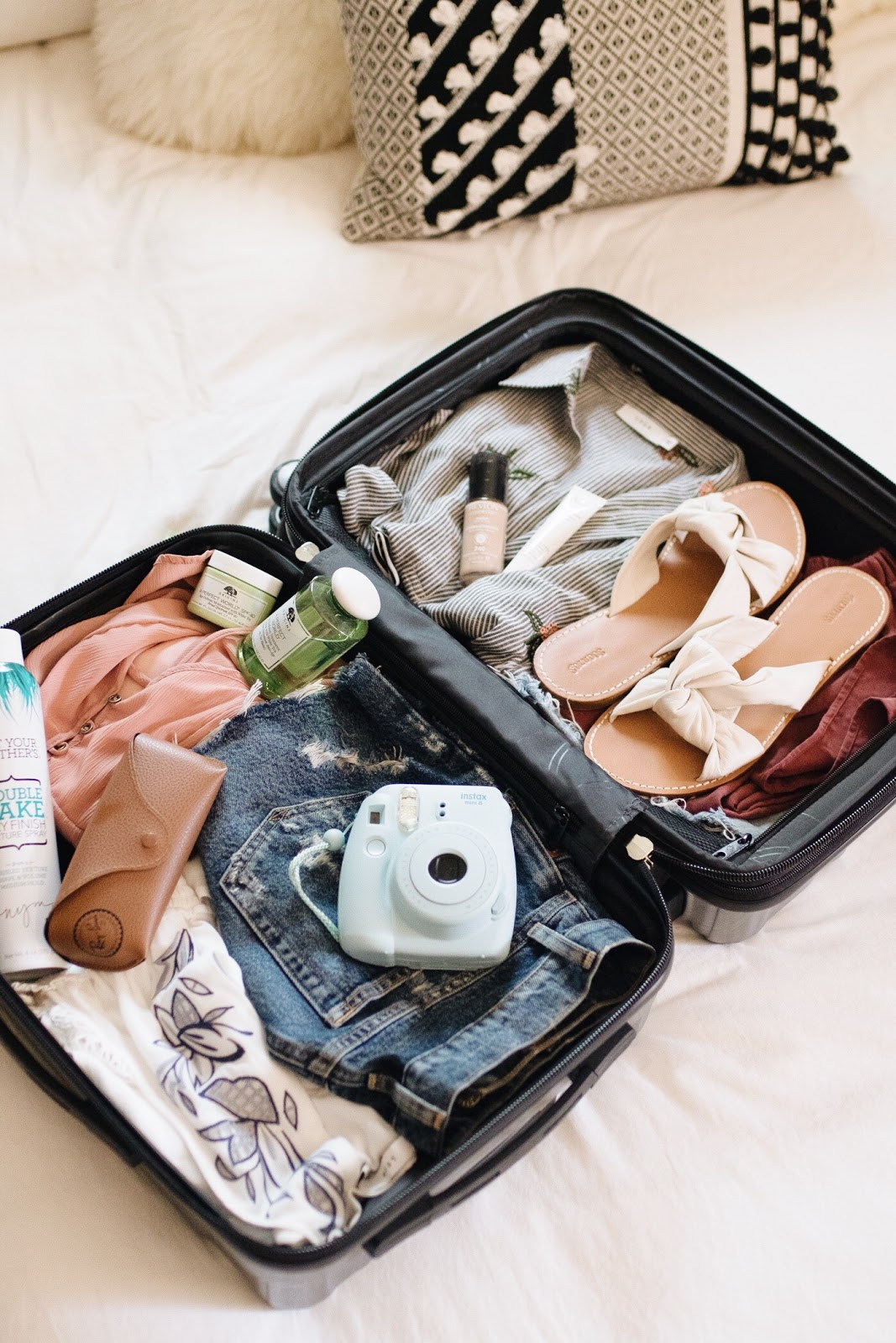 Summer Vacation Packing List & Tips