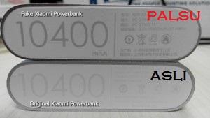kelebihan Power bank Xiaomi
