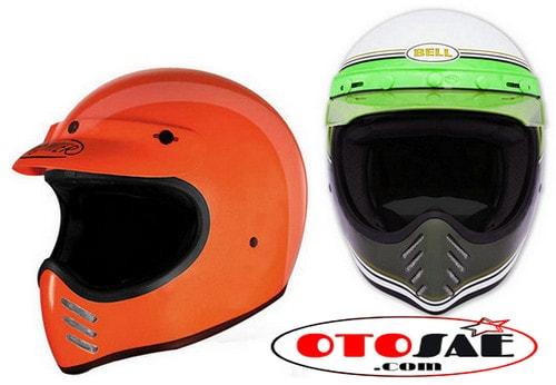 4 Pilihan Merk Helm Cross Terbaik Murah dan Berkualitas Tinggi