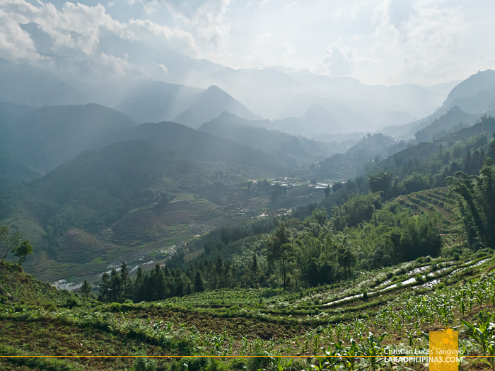 Easy Hike View Sapa Vietnam