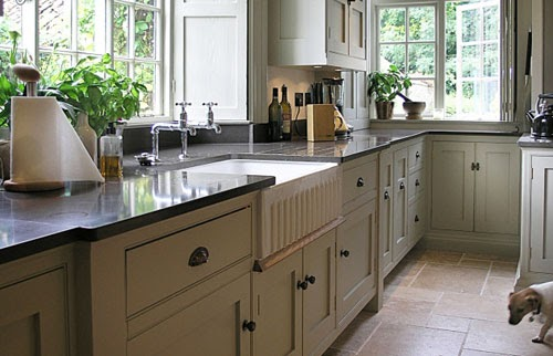 Wood Tops For Kitchen Islands Simply Beautiful Kitchens - The Blog: Traditional English