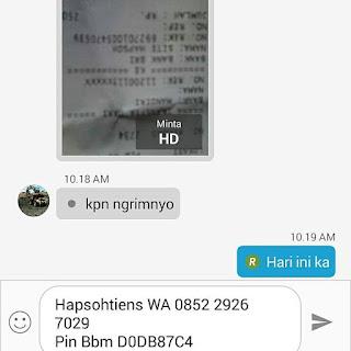 Hub 0852 2926 7029 Gelang Kesehatan Samarinda Agen Distributor Toko Cabang Stokis Tiens