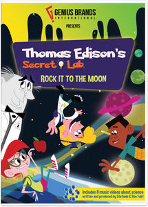 NCircle Entertainment Thomas Edison's Secret Lab: Rock It to the Moon