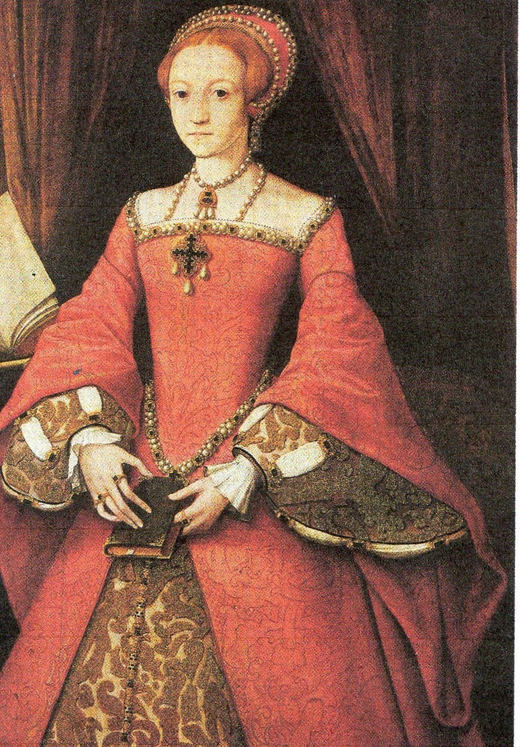 Rebecaleggat Tudor Portraits