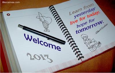 bye 2012 hello 2013