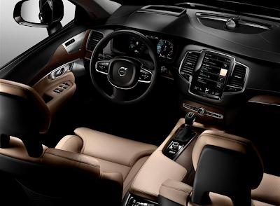 New 2015 Volvo XC90: price, specs, and exclusive pics