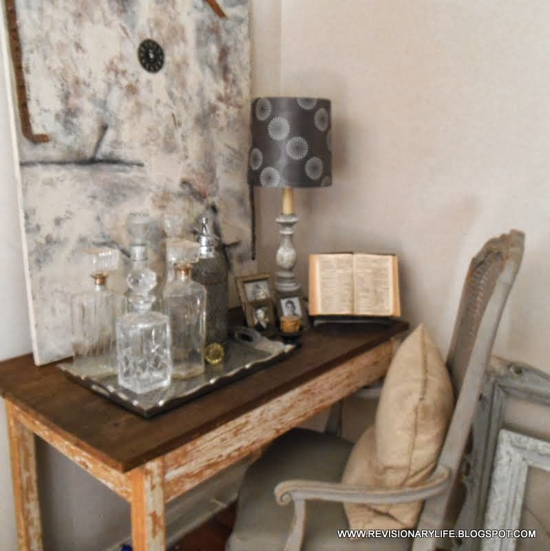 Revisionary Life: Living Room Vignettes - Decorating with ...