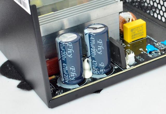 Andyson E5+ 300W -Passive PFC Single Rail True Power 19
