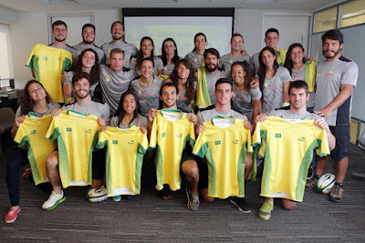 Brazil Rugby Sevens Squads for PyeongChang Olympics 2018