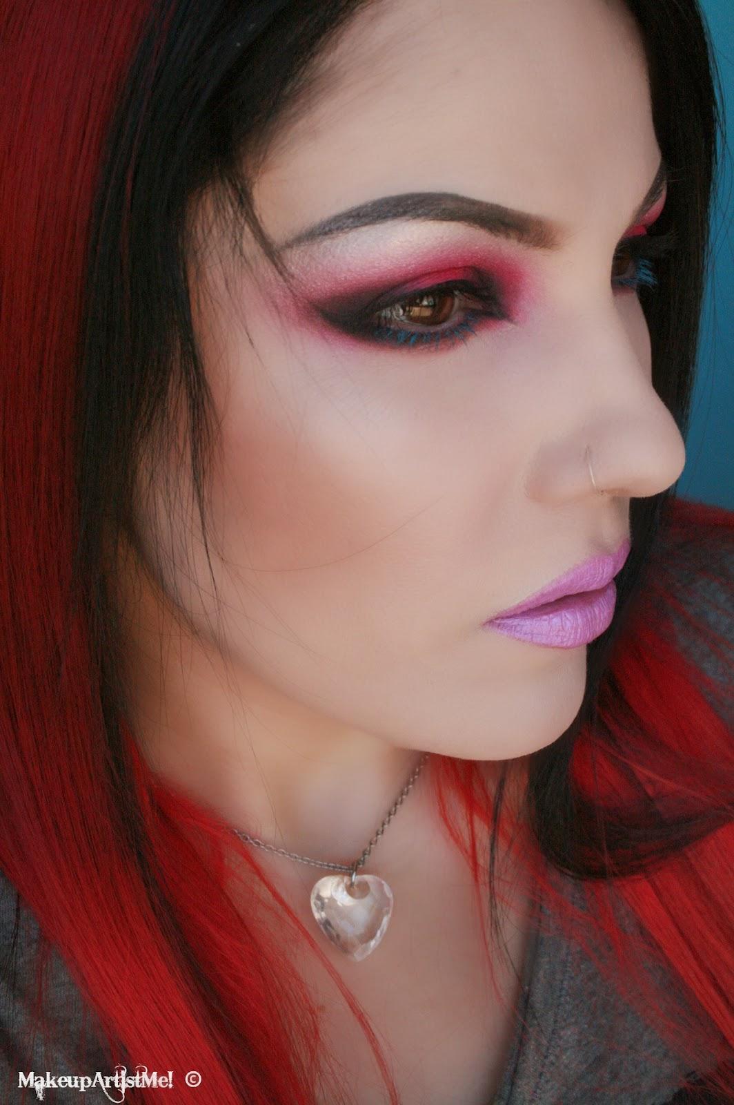 No Make Makeup Look
