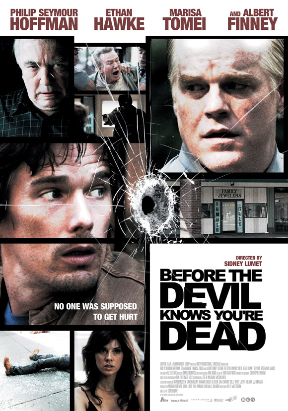 Before the devil knows you re dead opening scene