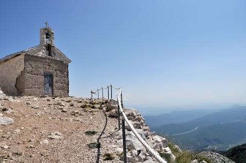 Za chorvatským sluncem II - hora Svatý Jiří