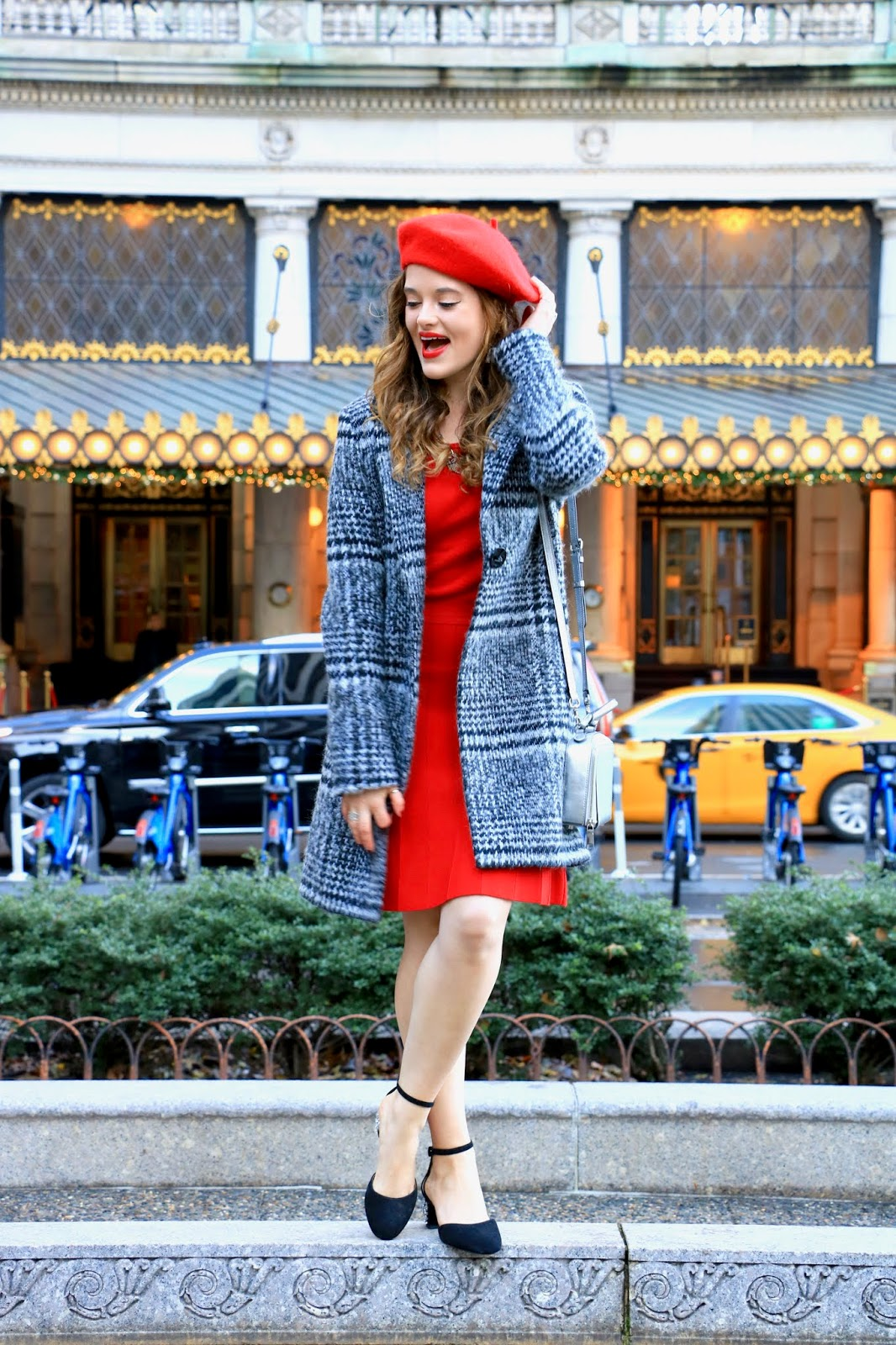 Nyc fashion blogger Kathleen Harper's 2018 holiday outfit ideas