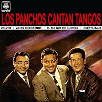 Resultado de imagen para Los Panchos - Cantan Tangos