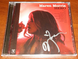 Congratulations to the winner of our autographed maren morris cd congratulations to the winner of our autographed maren morris cd giveaway m4hsunfo