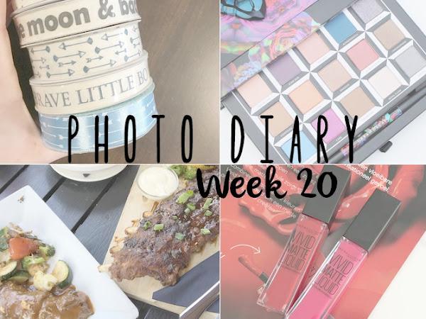 Photo Diary Week 20 - Mei 2016