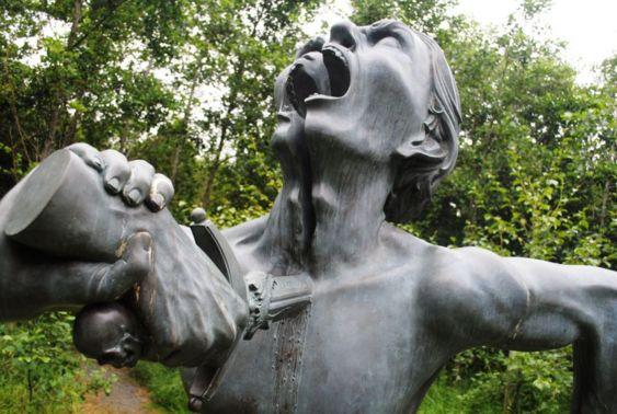 Las estatuas más extrañas del mundo