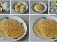 Resep Roti Maryam Irit Dan Enak! Dengan 3 Bahan Hanya Modal 7 Ribuan Saja