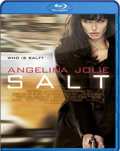 Salt [2010] [BD25] [Español]