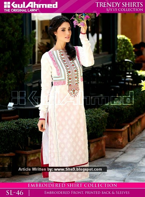 Trendy Kurtis for College and Office going Girls