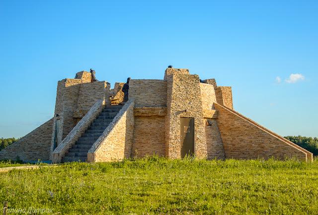 Путешествия: Пирамида Этномир