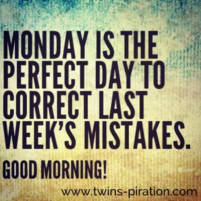 CrossFit Success Monday - Start the week off right