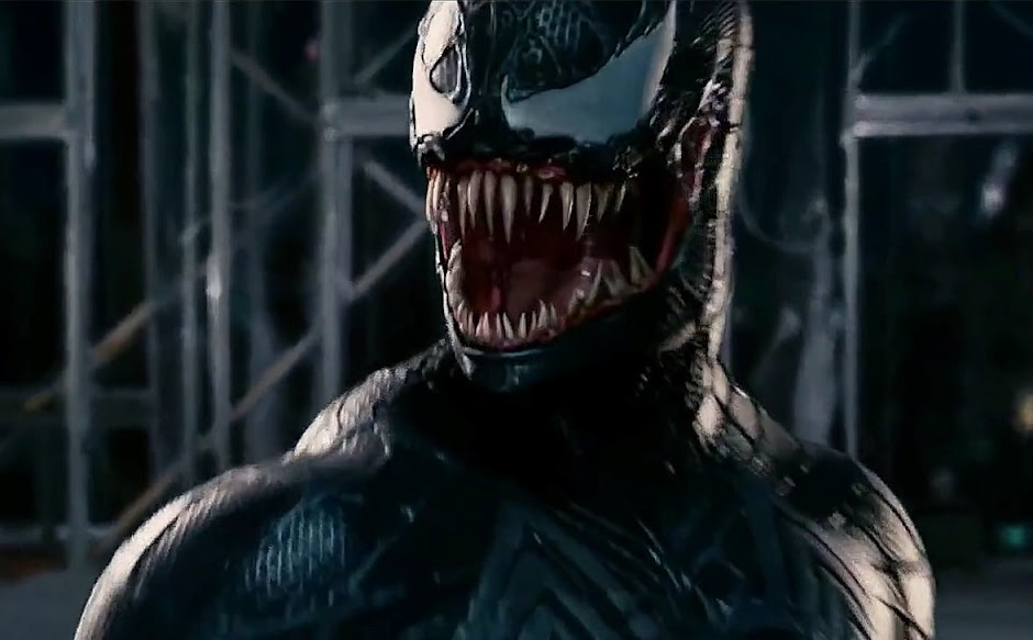 Venom, de Tom hardy, será feito através da captura de movimento