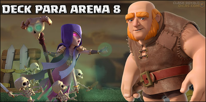 Deck Arena 8
