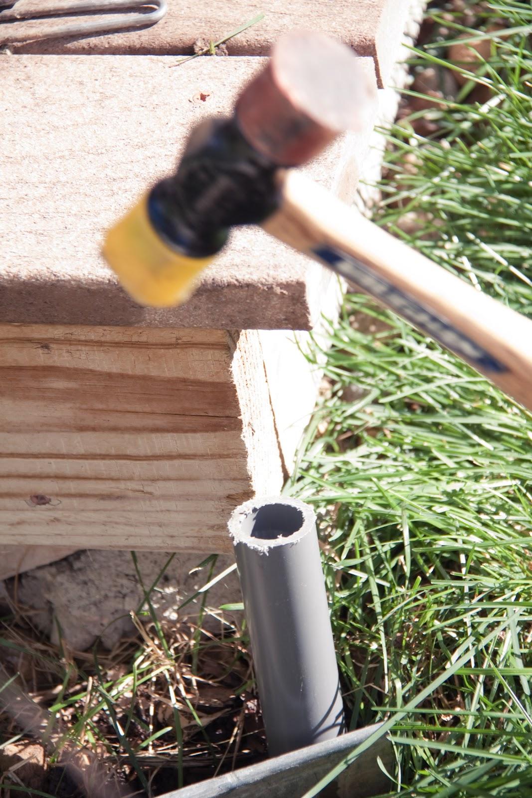 Bright July: {DIY}: Outdoor String Lights on Backyard String Lights Diy id=47430