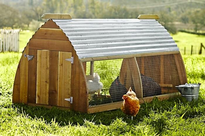 Do It Yourself Home Design: How To Build A Chicken Coop: Awesome Chicken Coops