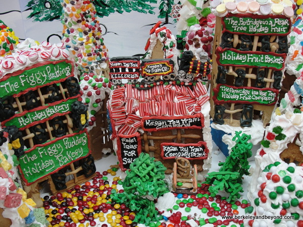 GingerBread Lane at New York Hall of Science/nysci in Corona/Flushing, Queens, NYC