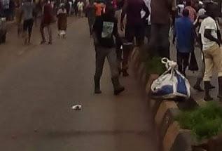 kidnapper shot dead police delta state