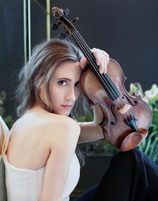 Jennifer Pike (Photo Arno)