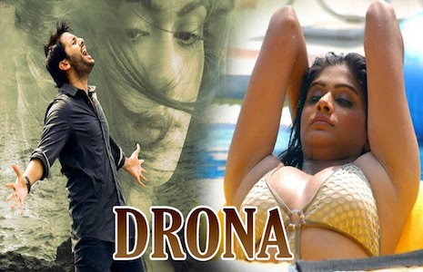 Poster Of Drona Full Movie in Hindi HD Free download Watch Online 720P HD