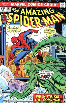Amazing Spider-Man #146, the Scorpion