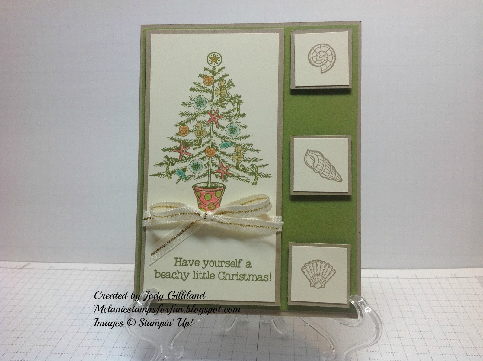 When Is Little Christmas.Stamp With Melanie Beachy Little Christmas