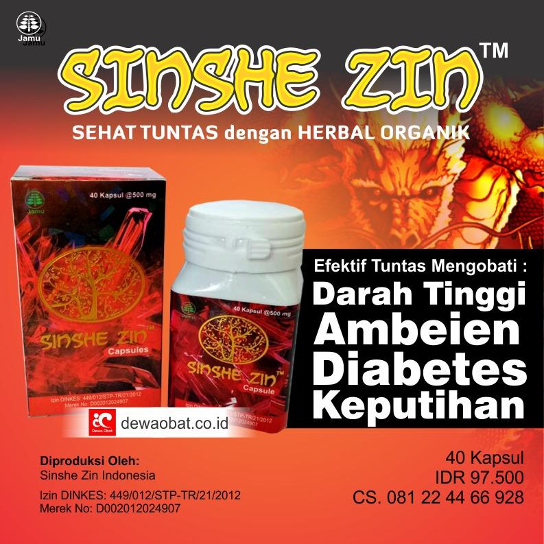 Obat Herbal Tahan Lama Pria: Sinshe Zin