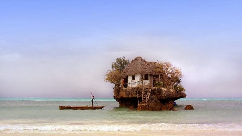 Zanzibar Beach Restaurant