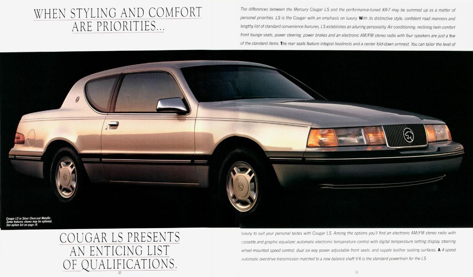 REVolution: 1983-1988 Mercury Cougar