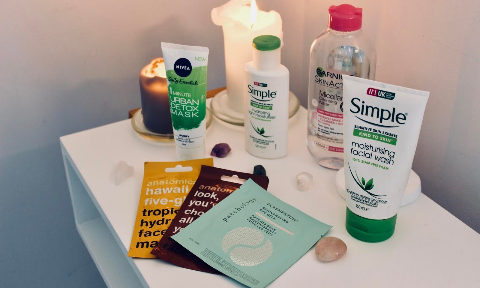 My Night-Time Skincare Routine