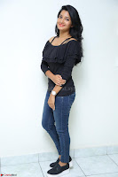 Deepthi Shetty looks super cute in off shoulder top and jeans ~  Exclusive 99.JPG