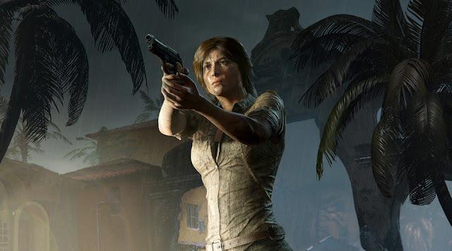 شاهد بالفيديو كيف يمكن التسلق و تجاوز العقبات في لعبة Shadow of the Tomb Raider
