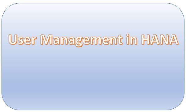 SAP HANA 2 0 Security Guide - Part 2 - SAP HANA Training