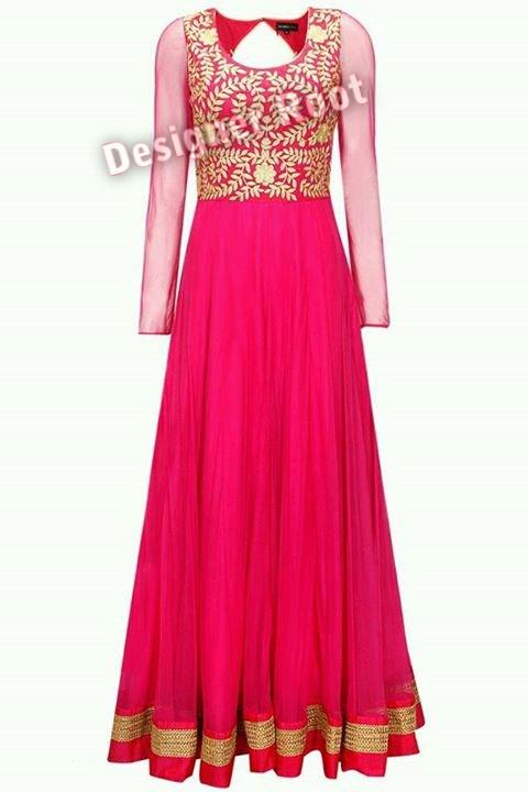 Designs Suits Women Pink Colored Boutique Designer Suits