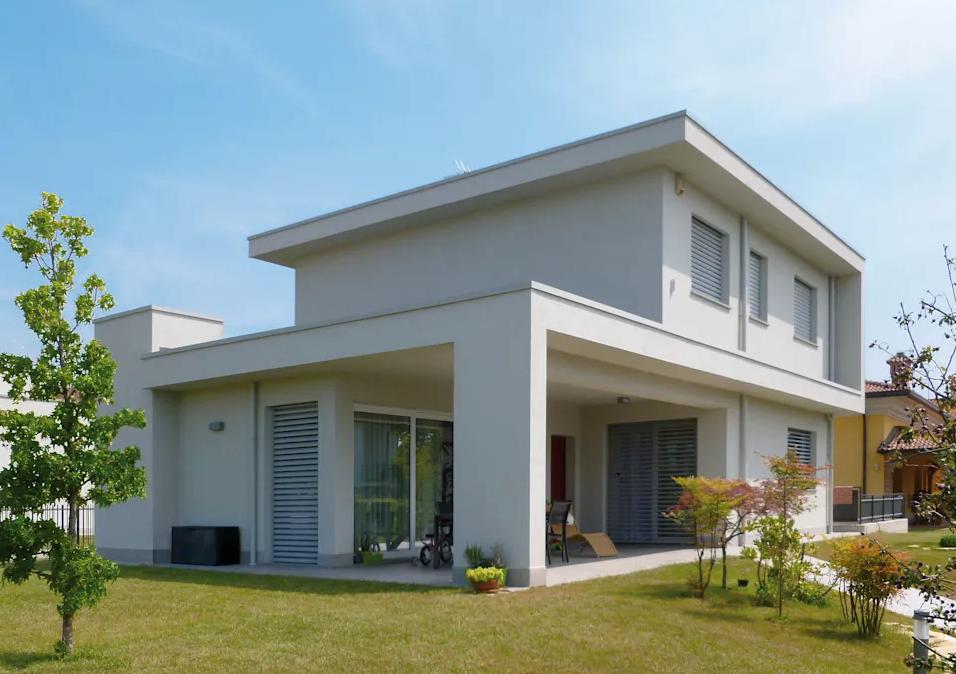 Decorar casas peque as grandes nuevas y viejas seis - Vivir en una casa prefabricada ...