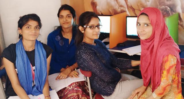 The Jayhooo Infotech girls lab
