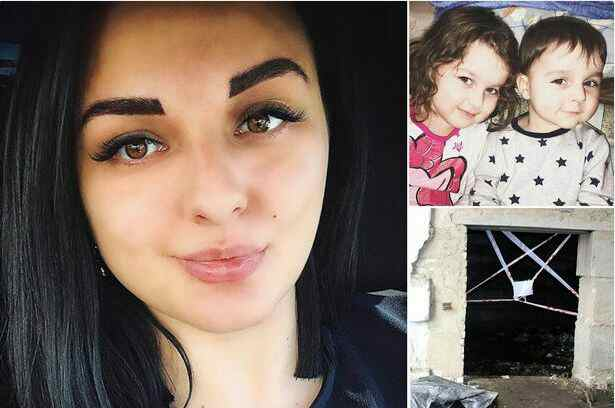 Slay Queen Confesses To Killing Her Two Children And Setting Them On Fire