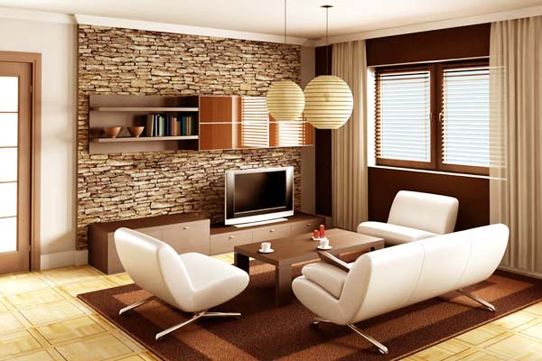 4 Essential Elements in the Minimalist House Interior Living Room