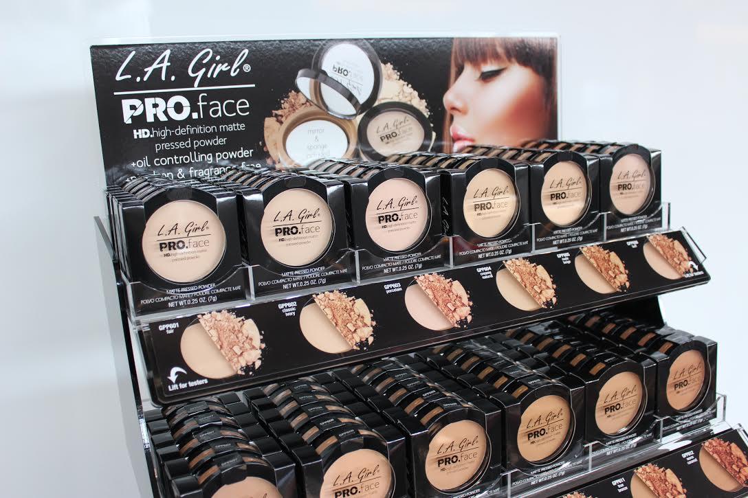HD High-Definition Eyeshadow Primer by LA Girl #22