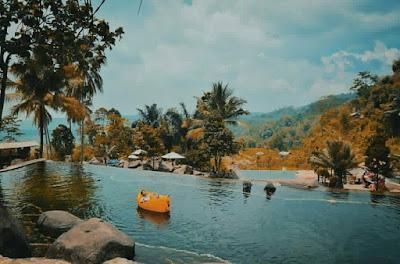Lokasi Dan Tiket Masuk Taman Batu Cijanun Purwakarta